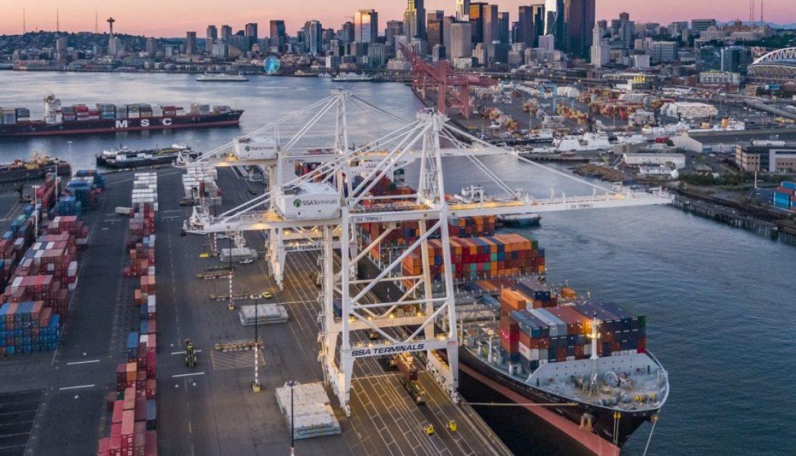 port logistica